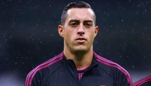 Rogelio Funes Mori con la Selección Mexicana