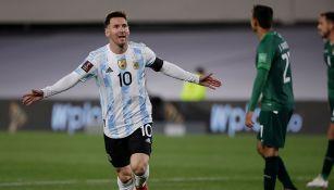 Messi: Igualó a Pelé como máximo goleador de selecciones en Sudamerica