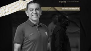 David Patiño dejó de ser técnico del Herediano