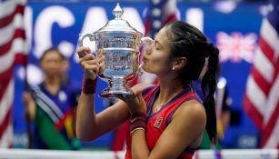 Raducanu ganó el US Open