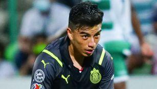 Chivas: Fernando Beltrán no fue considerado ante Pumas por discusión con Jesús Molina