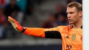 Manuel Neuer: 'No hemos olvidado el 2-8, pero Barcelona ya es otro'