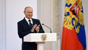 Juegos Paralímpicos: Vladimir Putin condecoró a medallistas rusos