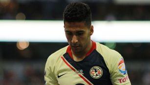 Domínguez en su paso por América
