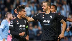 Juventus venció en Suecia