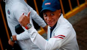 Leonardo, directivo del PSG: 'Mbappé no se irá al final de temporada'