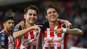 Chivas venció a Pachuca