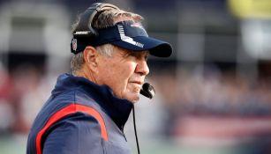 Bill Belichick, entrenador de los New England Patriots