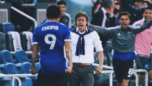 Chofis López: En el equipo de la Semana en la MLS
