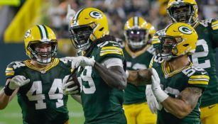Packers venció a Lions