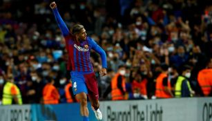 Barcelona rescató el empate ante Granada