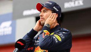 Felipe Massa: 'Checo Pérez necesita relajarse'