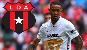 Pumas: Gabriel Torres es nuevo jugador del Alajuelense