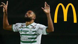 Virtual refuerzo de Pumas trabajó en un McDonald's: 'Es más fácil hacer goles que hamburguesas'