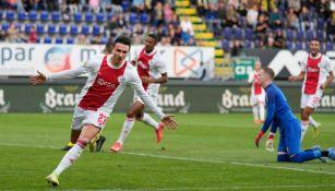 Ajax goleó al Sittard