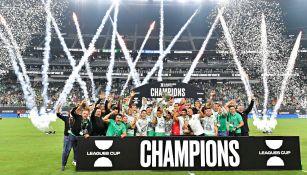 León campeón de la League Cup