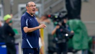 Serie A: Maurizio Sarri demandará a árbitro por difamación