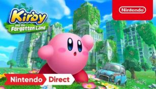 Kirby and the Forgotten Land