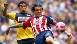 Clásico Nacional: Salvador Cabañas, a favor de intercambio de playeras