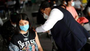 Comenzará vacunación en menores