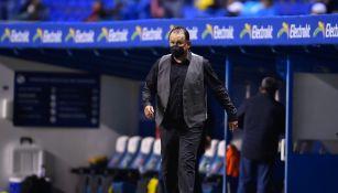 Juan Reynoso en empate con Puebla