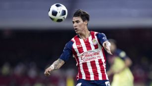 Chicote Calderón en el Clásico Nacional