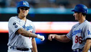 Julio Urías: El pitcher llegó a 19 victorias en blanqueada de Dodgers sobre Diamondbacks