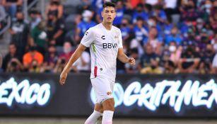 César Montes: 'Estoy en el mejor club de México, preparándome para ir a Europa'