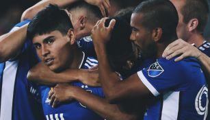 Chofis López: Por tercera semana consecutiva en el Equipo de la Semana de la MLS