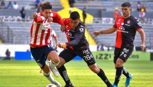 Chivas y Atlas se volverán a enfrentar