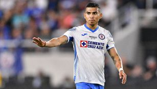 Orbelín Pineda en derrota ante Columbus Crew