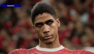 Raphael Varane en eFootball 2022