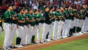 Jugadores de los Leones de Yucatán