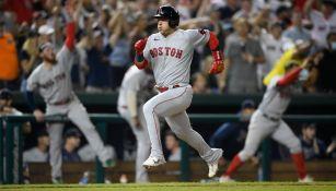 MLB: Red Sox, a una victoria de asegurar Playoffs tras vencer a Nationals