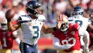 NFL: Seattle evitó tercera derrota seguida al vencer a San Francisco
