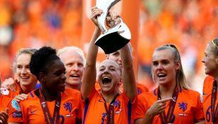 Selección femenil de Países Bajos