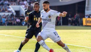 Galaxy y LAFC empataron