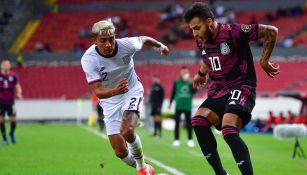 Julián Araujo: 'Espero ganarme un puesto con la Selección Mexicana'