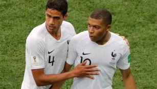 Raphael Varane desmintió a Mbappé: 'Sí hubo apoyo tras penalti fallado en pasada Eurocopa'