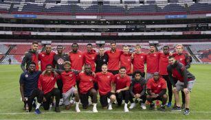 Canadá reconoció el Estadio Azteca