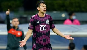 Chucky Lozano tras el México vs Canadá: 'No sé por qué nos echamos para atrás'