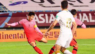 Corea del Sur frente a Siria en las Eliminatorias rumbo a Qatar 2022