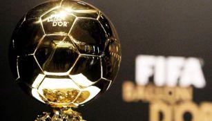 Balón de Oro en la gala de France Football
