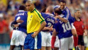 Ronaldo tras la final ante Francia