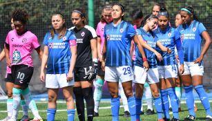 Liga MX Femenil: Cruz Azul igualó son goles ante León y peligra su lugar en Liguilla