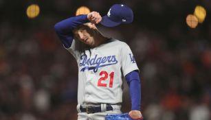 Dodgers perdió ante Giants