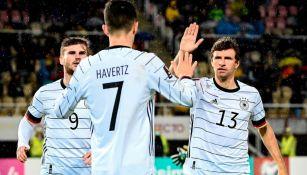 Alemania se clasificó a Qatar 2022
