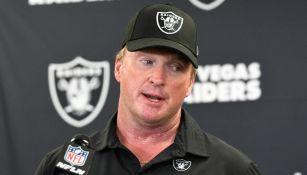 NFL: Jon Gruden dejó de ser head coach de Raiders