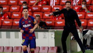 Lionel Messi: Cholo Simeone intentó fichar a La Pulga por medio de Luis Suárez