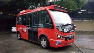 Modelo Karzán del Metrobús